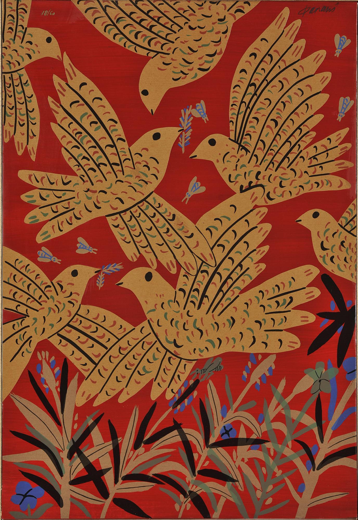 Fasianos Alekos-Πουλιά