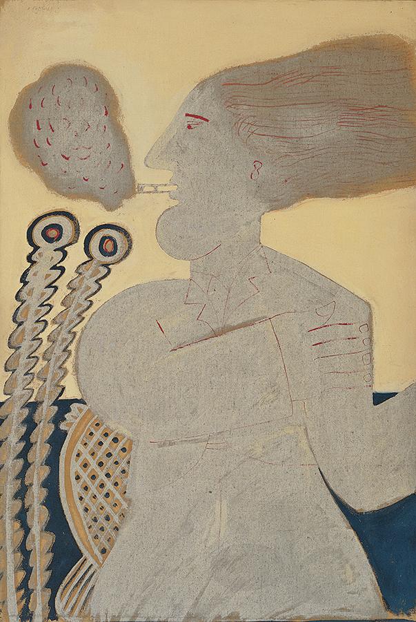 Fasianos Alekos-Ο ασημένιος
