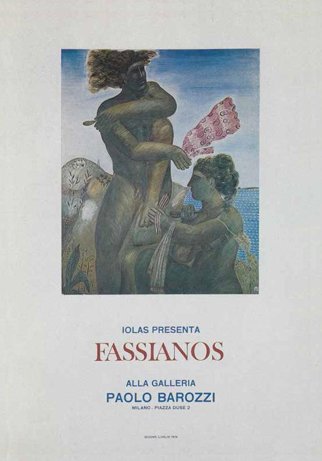 Fasianos Alekos-Alexander Iolas Gallery