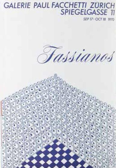 Fasianos Alekos-Έκθεση στην Ζυρίχη