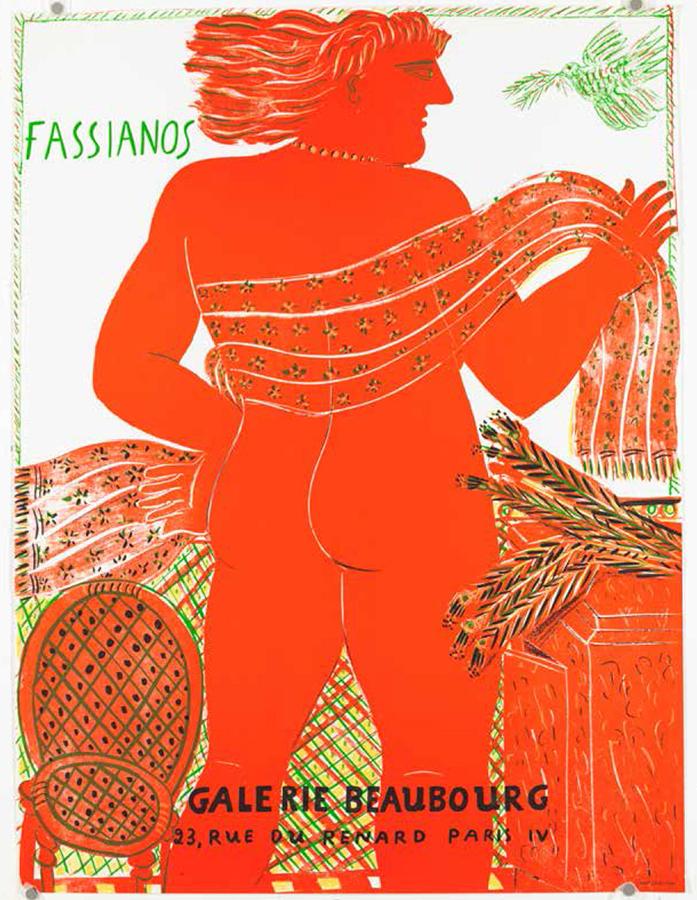 Fasianos Alekos-Έκθεση στο Παρίσι
