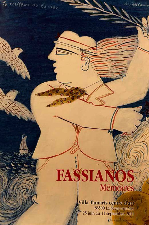 Fasianos Alekos-Exhibition at La Seyne-sur-Mer