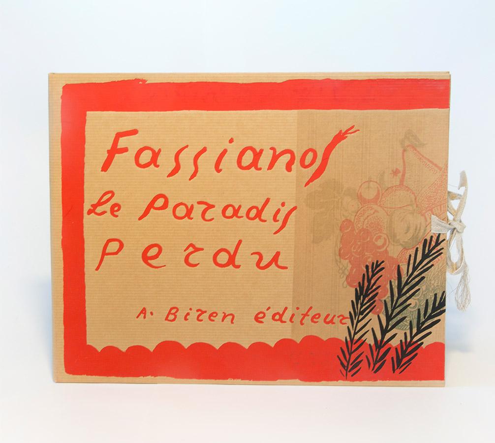 Fasianos Alekos-Le paradis perdu