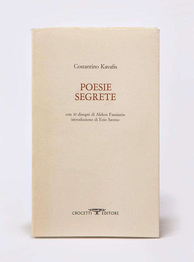 Fasianos Alekos-Poesie Segrete