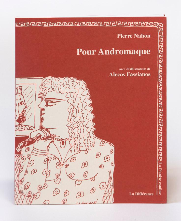 Fasianos Alekos-Pour Andromaque