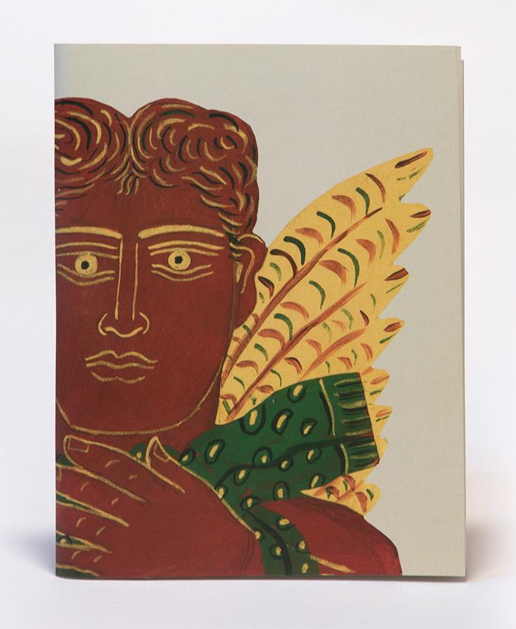 Fasianos Alekos-Man with wings